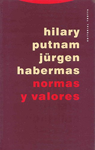 Normas y valores por Jürgen Habermas