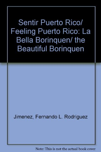 Descargar Libro Sentir puerto Rico de Fernando L. Rodriguez Jimenez