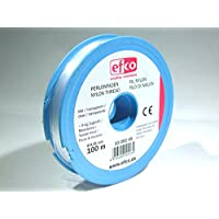 Efco Polyamide Thread tensile Force Approx. 9 kg ø 0,45 mm 100 m Clear, 12 x 5 x 2 cm