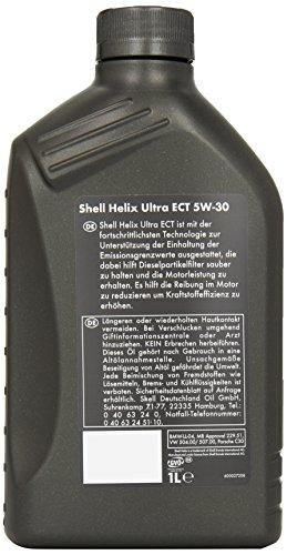 Shell-Helix-Ultra-ECT-5w30-Olio-motore-100-sintetico-per-motori-diesel-e-benzina1-Litro