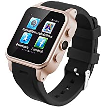 Lemumu YYPW308 Pulsera inteligente/Smart Watch/Red 3G WIFI / Bluetooth / Sleep Monitor