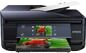 Epson Expression Premium XP-700Imprimante multifonction 3en 1(Scanner, Photocopieur, Imprimante, DIN A4) Avec fax noir