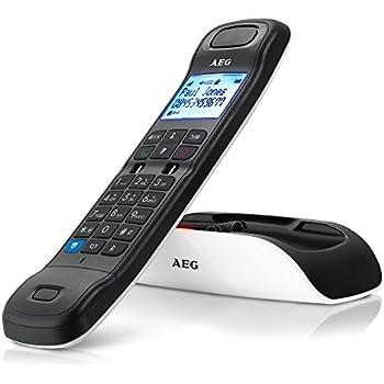 Aeg tongoo 15 telefono cordless bianco - Telefoni cordless design ...