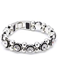 Pilgrim Jewelry Winter Bracelets - Pulsera de latón