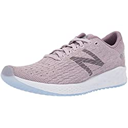 New Balance Fresh Foam Zante Pursuit, Zapatillas de Running para Mujer, Rosa Cashmere/Light Shale CP, 37.5 EU