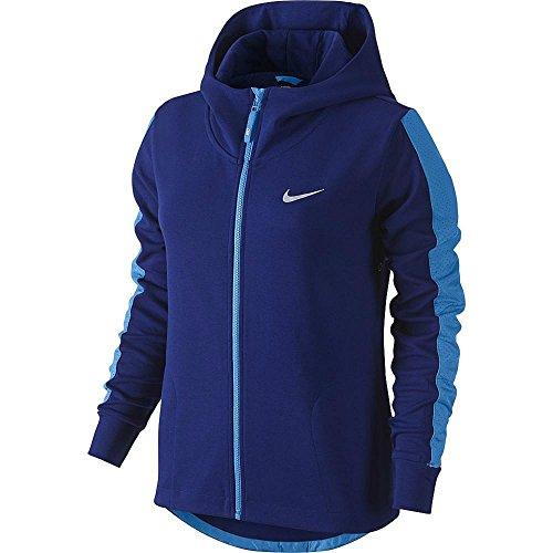 Nike Advance 15 Fleece Cape - Jacke für Frauen S blau (deep royal blue / lt photo blue) (Royal Jacke Blau Nike)