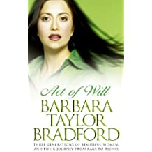 Act of Will by Barbara Taylor Bradford (2011-03-18)