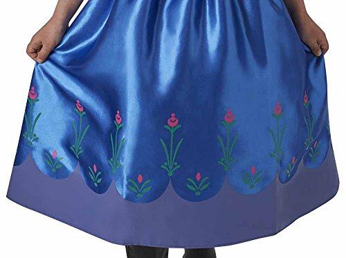 Imagen de frozen  disfraz anna classic infantil, talla m rubie's spain 620977 m  alternativa