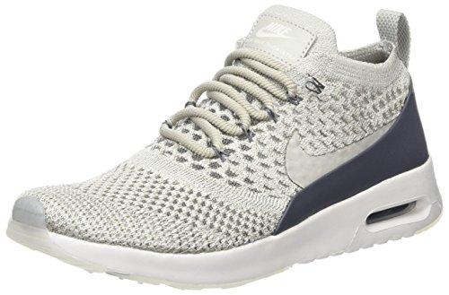 Nike Damen Air Max Thea Ultra Flyknit Sneaker, Grau Gery/Pale Dark Grey, 38 EU