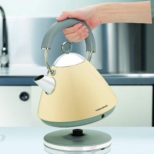 Morphy Richards Accents 437 Pyramid Kettle by Morphy Richards Ltd