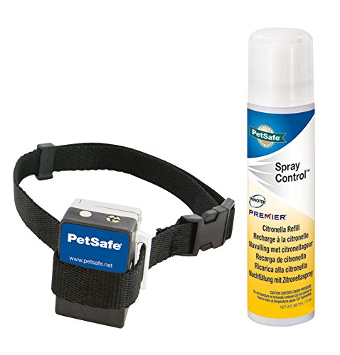 Anti-Bell Sprayhalsband PetSafe, Citronella K81491 top Qualität