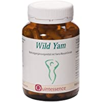 Wild Yam, 140 Kapseln preisvergleich bei billige-tabletten.eu