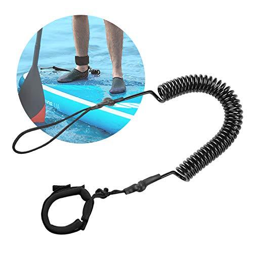 Tusenpy 10 Füße Surfboard Leash Surf Leash Wasserski… | 00787446580890