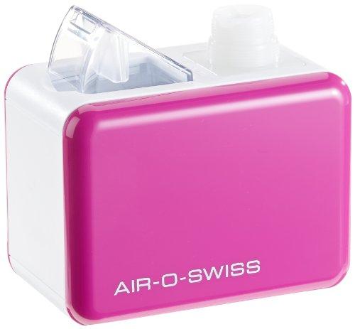 Boneco U7146 - Humidificador por ultrasonidos ultra-compacto, de viaje, 100 g/h, 15 W, 20 m², color púrpura