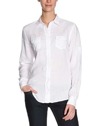 GANT Damen Bluse 431399, Gr. 34 (XS), Weiß (WHITE)