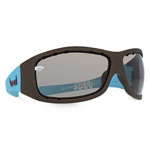 gloryfy unbreakable eyewear Sonnenbrille G3 magic mushroom AIR by Roger Schäli TRF, braun