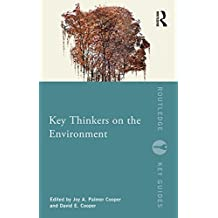 Key Thinkers on the Environment (Routledge Key Guides)