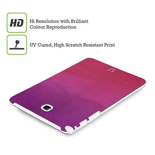 Head Case Designs Highcross Stampa A Croce Cover Morbida In Gel Per Apple iPhone 7 / iPhone 8 Porpora E Rosa