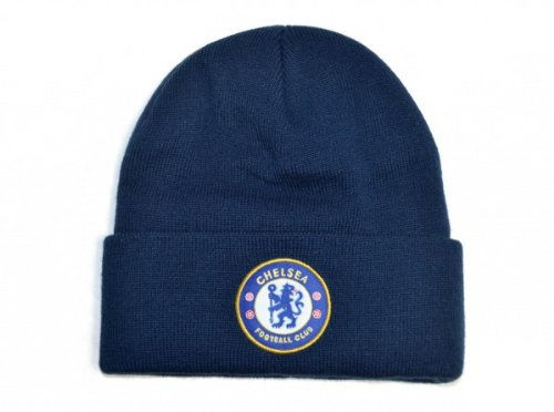 FC Chelsea Mütze Beanie Turn up