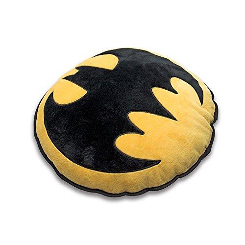 Marvel Dc Comics Captain Kostüm - DC Comics - Deko - Kissen - Batman - Logo - 35 cm