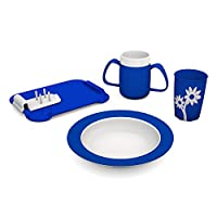 Ornamin Multiple Sclerosis Kit (5 pieces) (Model 761) / drinking aid, eating aid, multiple sclerosis aids