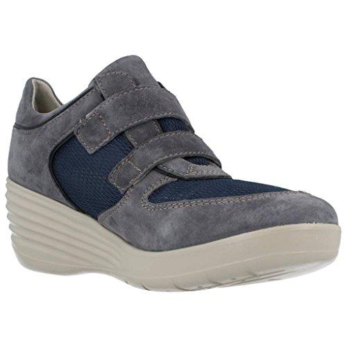 Stonefly 104432 Scarpa velcro Donna 41 Jeans
