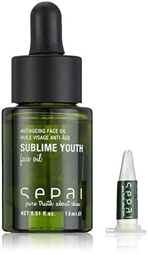SEPAI Huile Nourrissant pour Visage Sublime Youth Face, 15 ml