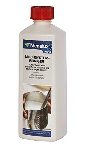 Menalux MMC DE Spezial-Reiniger Milchschaumsysteme, Geeignet für Vollautomaten, Pad- und...