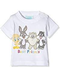 Twins Unisex Baby T-Shirt Looney Tunes