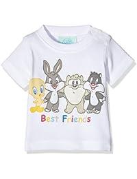 Twins Looney Tunes 1 127 62 - Camiseta Bebé Unisex