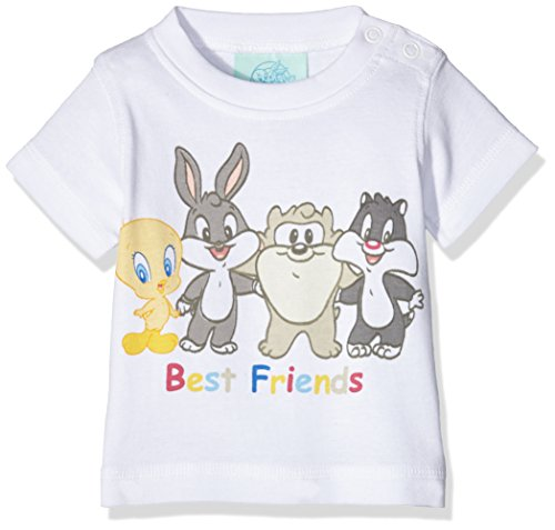 twins-unisex-baby-t-shirt-looney-tunes-weiss-weiss-4013-98