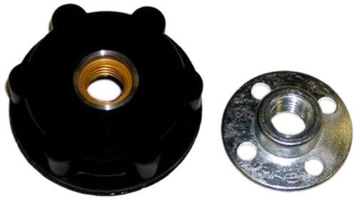 3M Disc Pad Hub und Überwurfmutter 28416, 2–1/5,1cm X M14–2Innengewinde (1Stück)