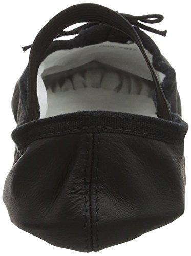 de Arise Chaussures Black Classique Bloch Danse Femme Noir qOEawdn