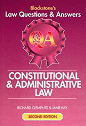 Law Questions and Answers - Constitutional and Administrative Law, 2nd Ed.