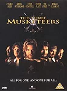 The Three Musketeers  (Double-Face DVD ) [1994]