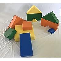 Preisvergleich für Soft-Bausteinsatz 11-teilig für Babys und Kleinkinder