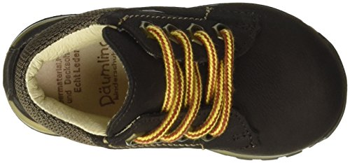 Däumling Joschi, Chaussures Marche Bébé Garçon Marron - Braun (30Trapper espresso)