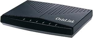 Ovislink EVO-ASR8400 Modem  ADSL, Routeur,4 port switch 10/100, 1 port USB, Nat avec modem