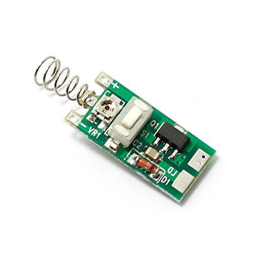 Generic 3–5V Netzteil Treiber für 5–100mW 405nm violett/blau Laser Diode Modul (Laser Diode Blau)