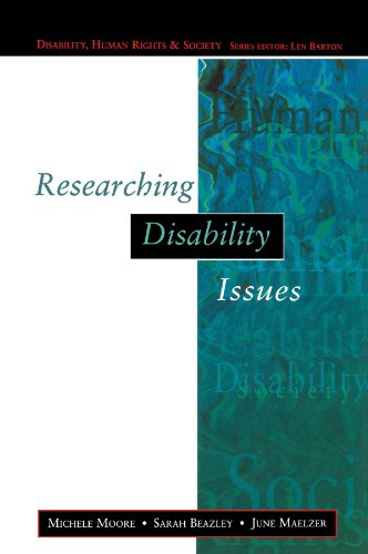 Researching Disability Issues (Disability, Human Rights & Society) por Michelle Moore