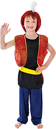 Kinder Buch Woche Tag Kostüm Party Outfit Arabisch Junge Kostüm - Arabische Party Kostüm