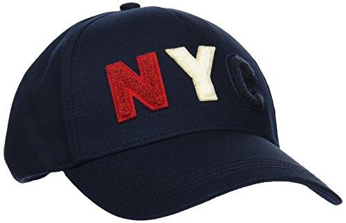 Tommy Hilfiger Herren Nyc Baseball Cap, Blau (Tommy Navy 413), One Size