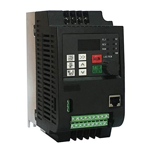 Mouchao 9100-1T-00150-G 1.5KW 220V 7A VFD Wechselrichter Tragbarer Frequenzumrichter -