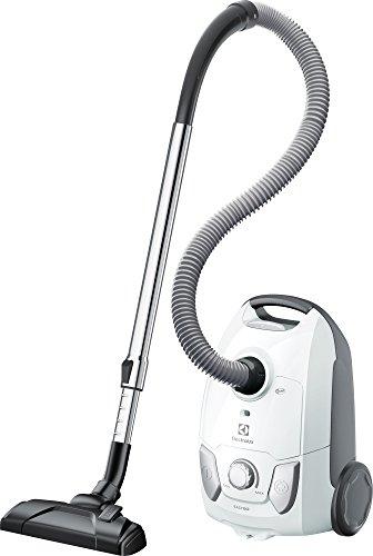= Electrolux EEG41IW Aspirapolvere con Sacco Easygo, Hygiene Filter 12, Regolazione Velocità, 3.5 L, Versione Base, Bianco comprare on line