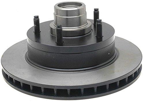 ACDelco 18A7A Vorteil keine Beschichtung vorne Bremse, Rotor und Nabe Montage (Rotor Und Nabe)