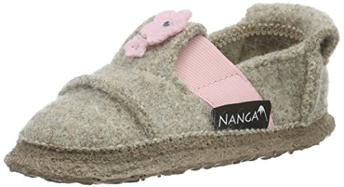 Nanga Butterfly, Chaussons fille Marron - Braun (eiche / 81)