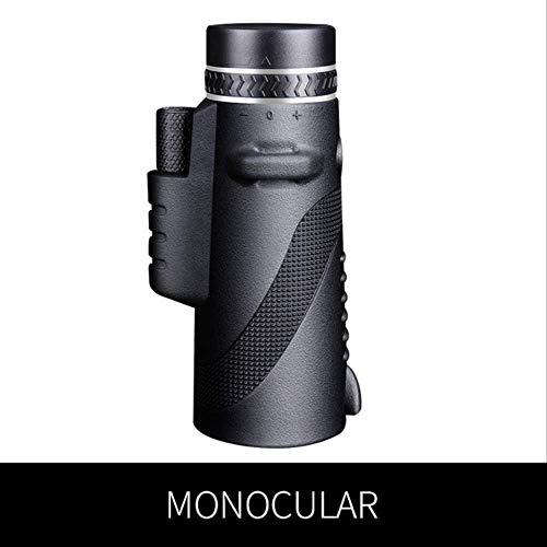 AOXITT telescopeProfessional Monocular Powerful Telescope Für Nachtsicht 40x60 MilitärokularHandobjektiv Jagdoptik Option1