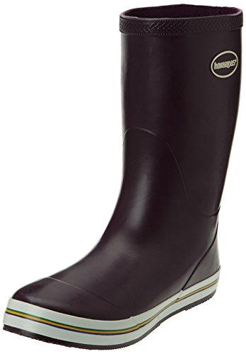 Havaianas, Aqua Rain Boots, Stivali, Donna viola (Violet (Aubergine))