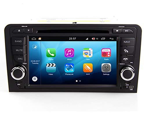 Roverone Android Sistema 7 Pulgadas Doble DIN en Dash Coche GPS Navi...