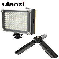 Ulanzi 96 Led Video Kamera Işık Tepe Lambası Youtuber Işığı (Tripod'lu)